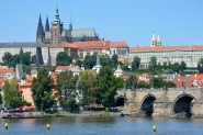 Prague Castle Tour with Interiors